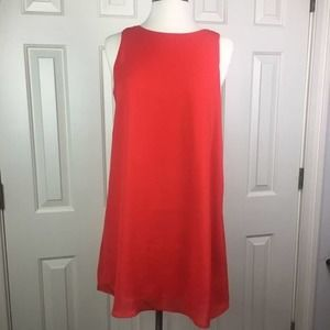 Everly Red Bow Dress Size Small